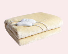 FLEECE ELECTRIC BLANKET SERIES
