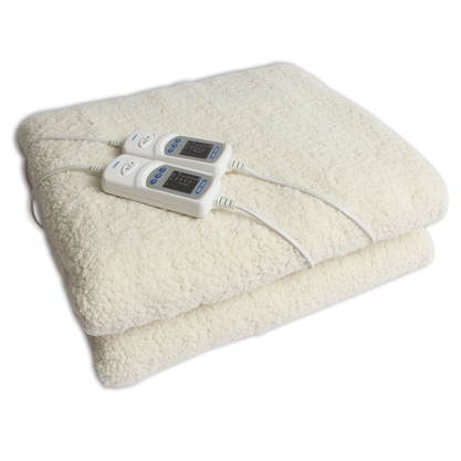 WF-W16DC(Double Synthetic Wool Electric Blanket)